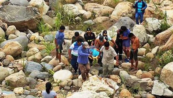 Junín: mujer murió luego de caer al río Mazamari