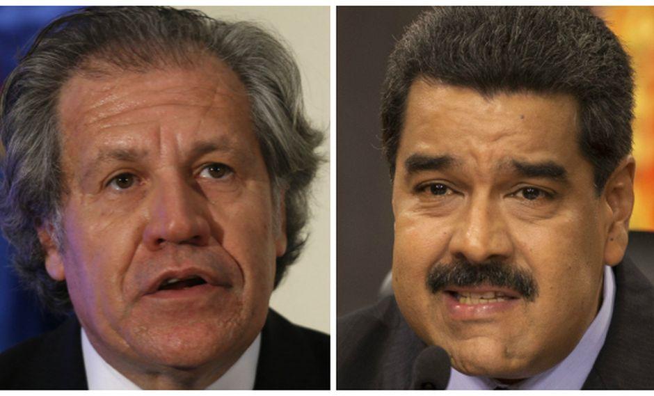 """Jefe de la OEA denuncia """"autogolpe de Estado"""" en Venezuela"""