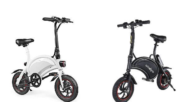La bicicleta eléctrica plegable Windgoo es la más vendida en Amazon. (Foto: Amazon)