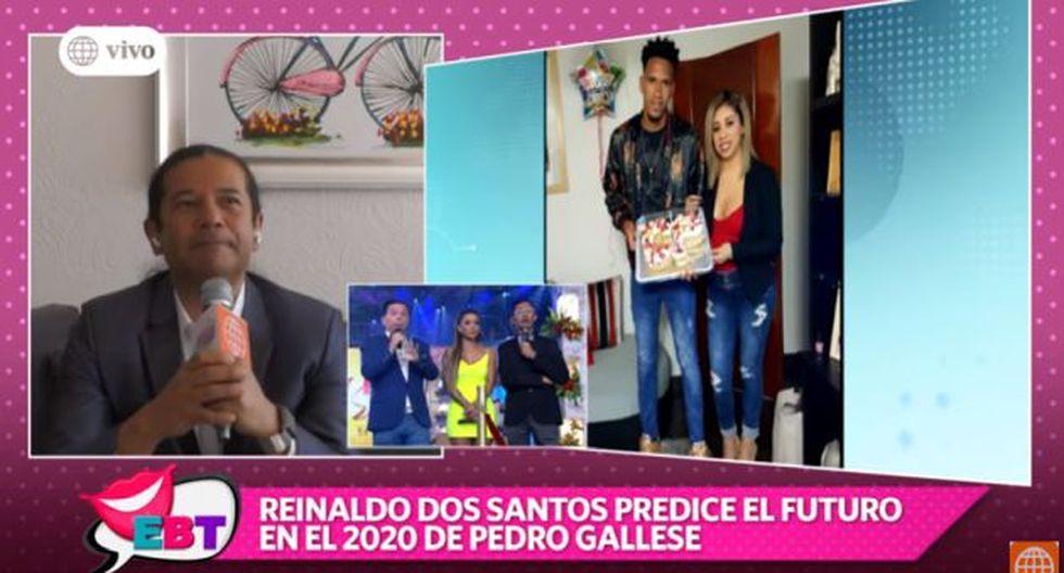 Reinaldo Dos Santos respondió sobre posible reconciliación entre Pedro Gallese y su esposa. (Imagen: América TV)
