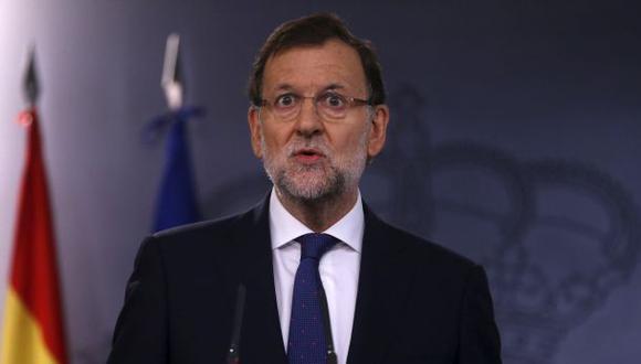 """Rajoy sobre Cataluña: """"Secesionistas no tienen respaldo legal"""""""