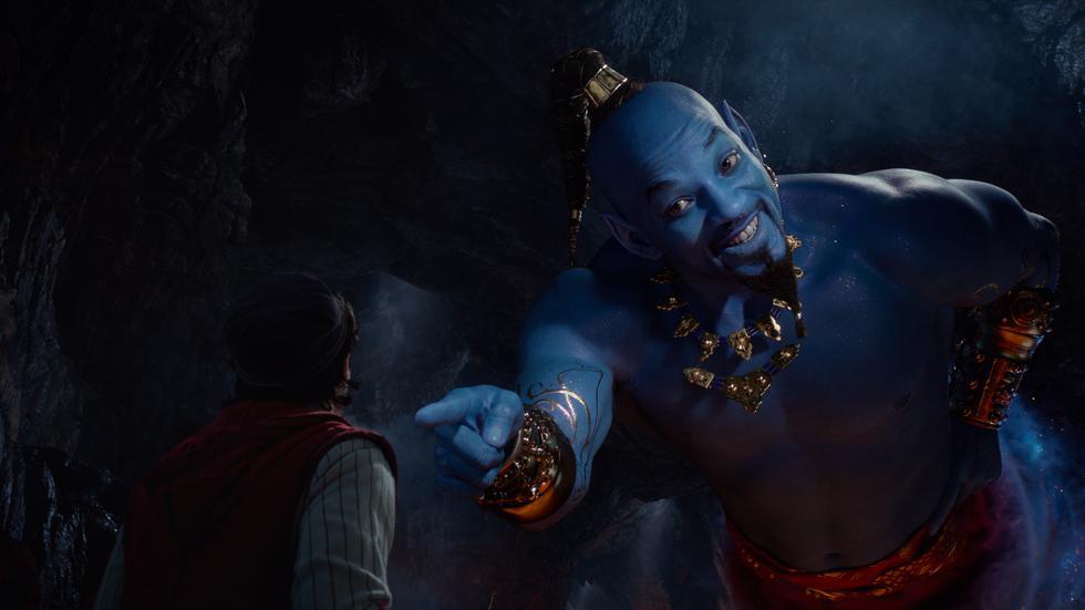 """Will Smith es el nuevo Genio de la Lámpara de """"Aladdín"""""""