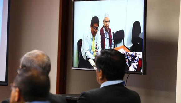Ex primer ministro César Villanueva cumple 18 meses de prisión preventiva por el Caso Odebrecht. (Foto: GEC)