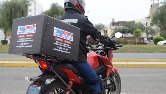 Liderman Delivery busca ofrecer una solución para el reparto de productos de diferentes tipos de comercio. (Foto: Liderman)