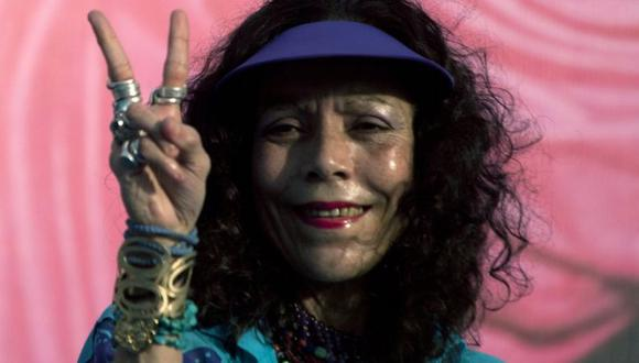 Son muchos quienes consideran a la mujer de Ortega como el verdadero rostro y voz del ejecutivo. (Getty Images).