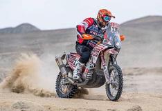 Dakar 2019: Así acabaron los peruanos en Motos
