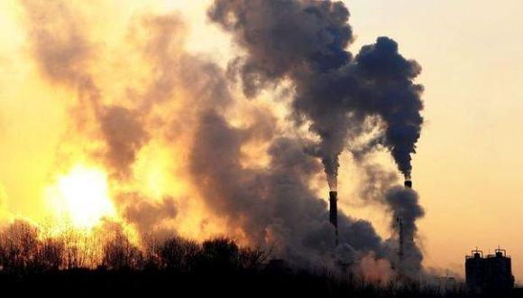 Niveles de gases contaminantes son los mayores en 800 mil años