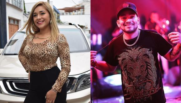 Gianella Ydoña se pronuncia en redes sociales tras ser acusada de agredir a familiar del salsero Josimar. (Foto: @gianella_yl/@josimarfideloficial)