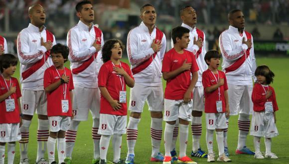 Perú jugará partido amistoso ante Suiza el 3 de junio