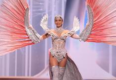 """Janick Maceta sobre el traje que llevó al Miss Universo: """"Fue el regalo por el Bicentenario"""""""