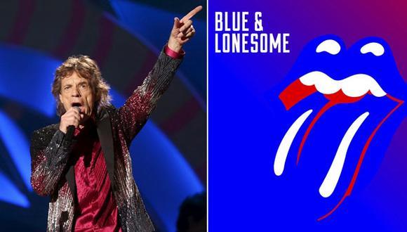 """Rolling Stones: reseñamos """"Blue & Lonesome"""", su nuevo disco"""