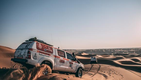 Por segundo año consecutivo el Dakar se correrá en Arabia Saudí. (Foto: Dakar.com)