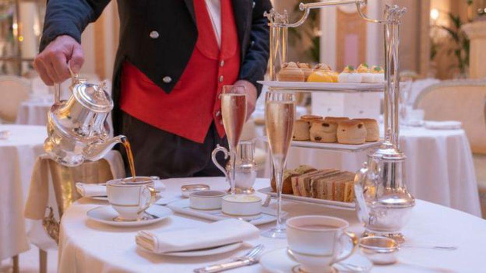 Los hoteles de lujo cuidan hasta el más mínimo detalle. Foto: SAM MELLISH, vía BBC Mundo