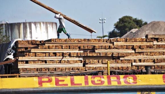 Ucayali, la capital del tráfico de madera más grande del país