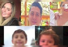 """""""Están sanos y salvos"""": familia que desapareció al oeste de México es localizada con vida"""