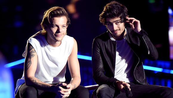 One Direction: Louis Tomlinson y Zayn Malik pelean en Twitter