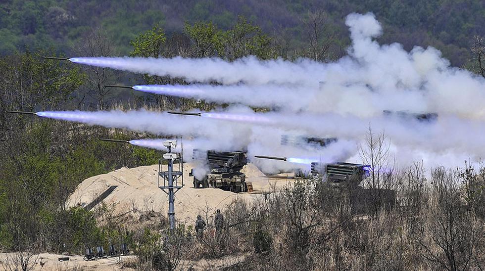 Las armas de guerra que EE.UU. probó cerca de Corea del Norte - 8
