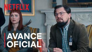 """Mira el tráiler de """"No miren arriba"""", nueva película de Leonardo DiCaprio y Jennifer Lawrence"""