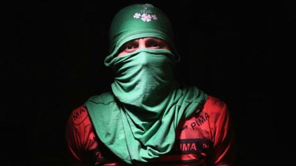Las tasas de crimen de San Pedro Sula, en Honduras, se encuentran entre las más altas del mundo. Pero la violencia cayó en las áreas donde se implementó la estrategia de Curar la Violencia. (Foto: BBC Mundo vía Getty Image)