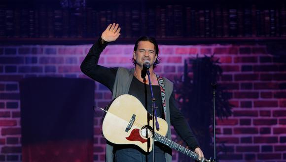 """Ricardo Arjona lanzó su disco """"Blanco"""" de manera exclusiva. (Foto: AFP)"""