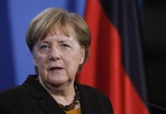 Coronavirus: Merkel recibió segunda dosis de Moderna tras una primera inoculación de AstraZeneca