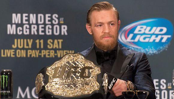 """Conor McGregor: """"Estoy listo para UFC 200, no estoy retirado"""""""