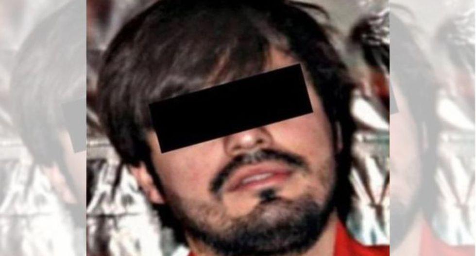 Dámaso López Serrano, el Mini Lic, está acusado de ser autor intelectual del asesinato del periodista Javier Valdez. (Foto: Fiscalía General de la República de México, via BBC Mundo)
