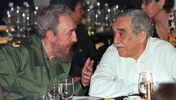 Los amigos de Fidel Castro: Maradona, García Márquez y Chávez