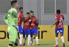 Wilstermann remontó a Peñarol y subió al segundo lugar del Grupo C de la Copa Libertadores 2020