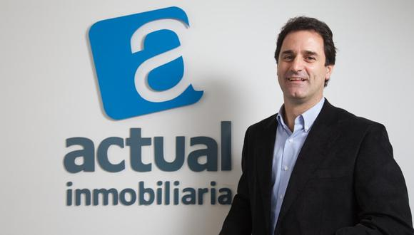 Perú continuará siendo un mercado atractivo para desarrollar oferta inmobiliaria, comentó Gustavo Ehni, gerente general de Actual Inmobiliaria. (Foto: Juan Ponce/ GEC)