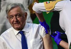 El presidente de México se vacuna contra el coronavirus con una dosis de AstraZeneca