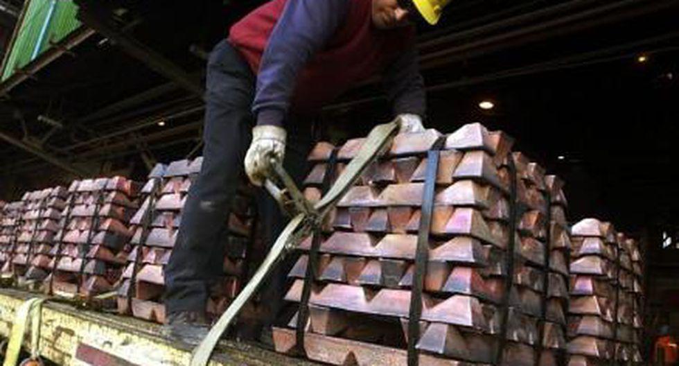 La empresa estatal Codelco, la mayor productora mundial de cobre, operaba con normalidad, durante paro general. (Foto: EFE)