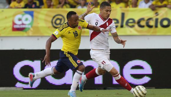 Las selecciones de Perú y Colombia se verán las caras en el Estadio Nacional de Lima este 3 de junio. (Foto: GEC)