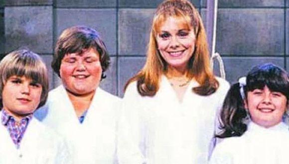 """""""Señorita maestra"""" se emitió por primera vez el 4 de octubre de 1983 (Foto: 40px)"""
