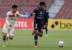 Ind. del Valle venció 4-0 a Universitario de Deportes por la Copa Libertadores
