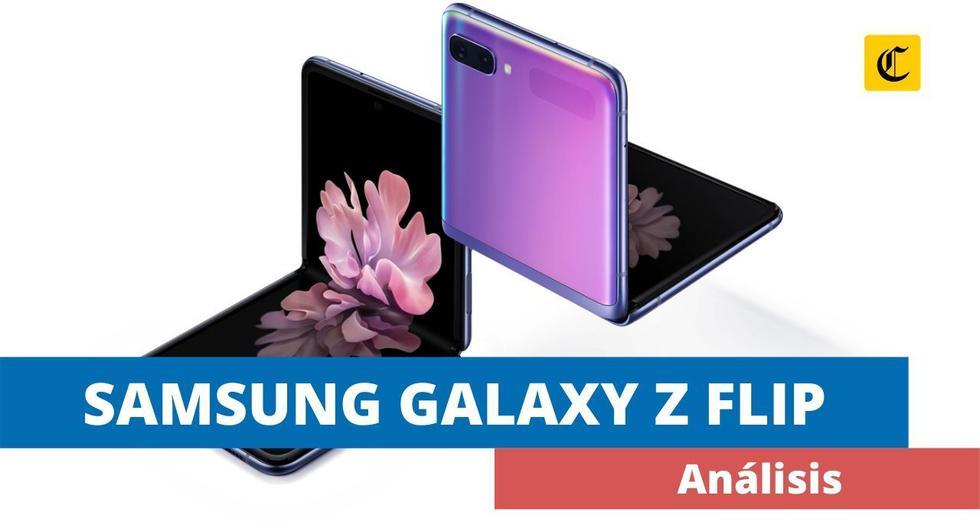 El segundo modelo con pantalla plegable de Samsung ya está disponible en el mercado peruano. El Comercio evaluó el nuevo Galaxy Z Flip.