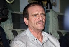 Juez de México ordena liberar al narcotraficante Héctor 'El Guero' Palma, fundador del Cártel de Sinaloa