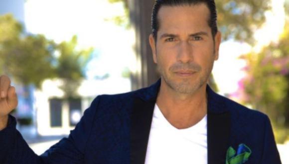 """El actor colombiano es recordado por interpretar a 'El Titi' en la telenovela """"Sin senos no hay paraíso"""" (Foto: Gregorio Pernía / Instagram)"""