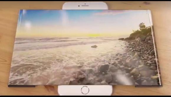Este video te muestra cómo podría ser el iPhone 7