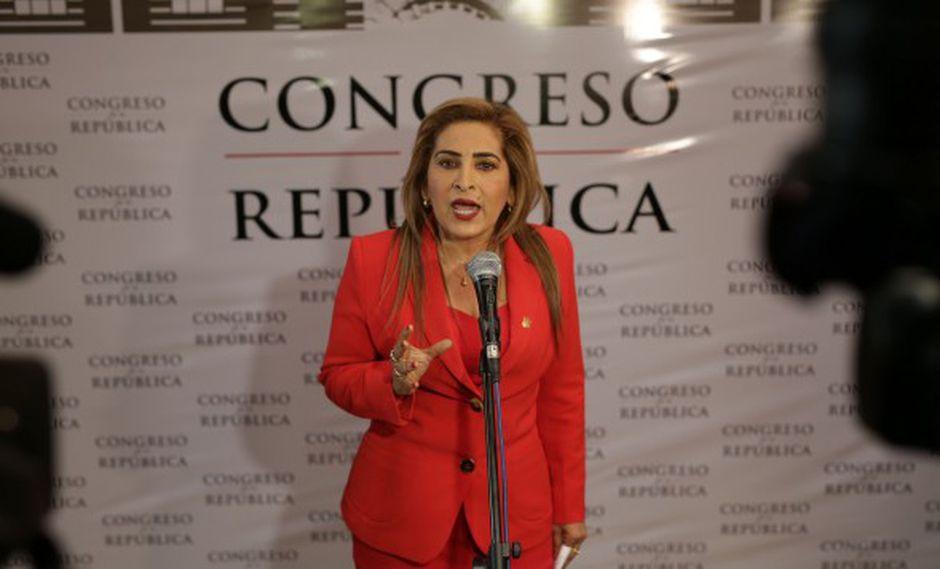 Maritza García (No agrupada). (Foto: El Comercio)