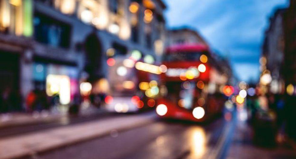 Sunny encontró refugio en las rutas nocturnas de los autobuses de Londres durante dos décadas. (Getty Images).