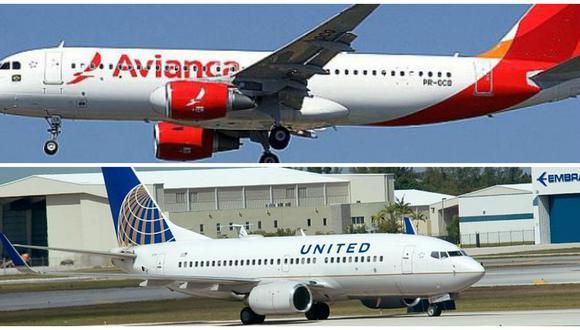 Avianca avanza en acuerdo comercial con United Airlines