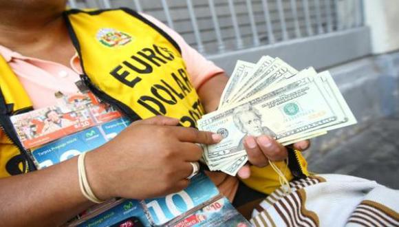 El dinero fue repartido entre los cambistas agraviados. (Foto: referencial)