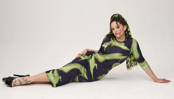 Rosalía ha publicado una nueva canción cada dos meses este 2020.