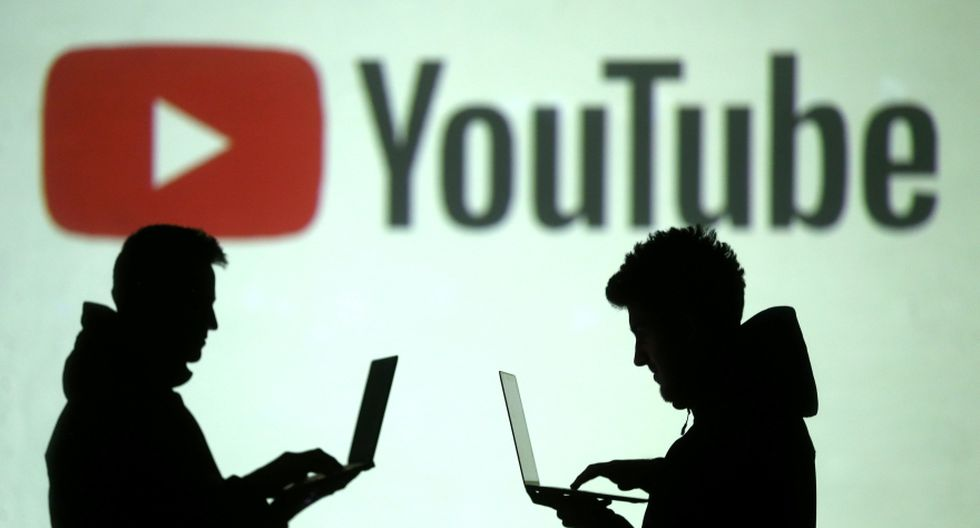 YouTube. (Reuters)