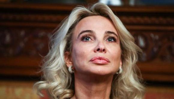 Corinna Larsen es una empresaria nacida en Alemania. (Getty Images).