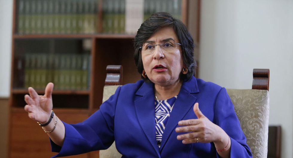 Marianella Ledesma plantea que se reduzcan los sueldos de altos ...