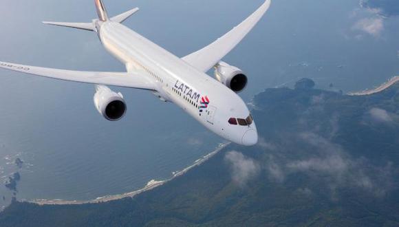 Aerolínea se ofrece para trasladar alimentos y medicamentos a las zonas más golpeadas del sismo. (Foto: Latam)