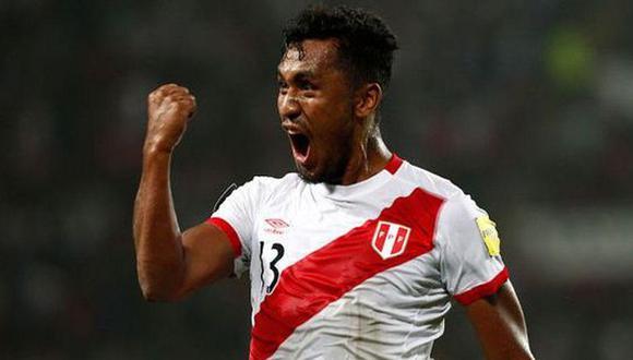 Renato Tapia sufrió un golpe en el último partido de Celta de Vigo. (Foto: GEC)