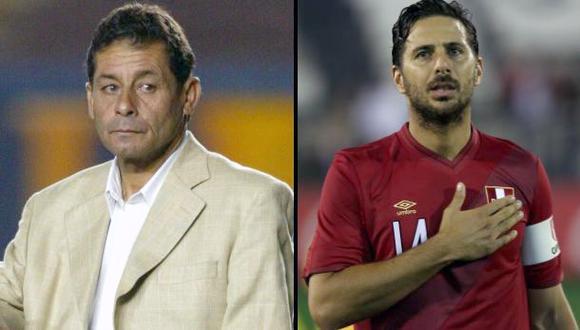 """Roberto Chale sobre Pizarro: """"Parece un camión sin encender"""""""
